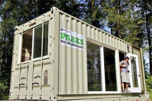 运输集装箱的26大创新用途