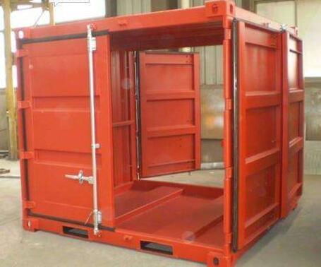 特种集装箱尺寸的划分介绍